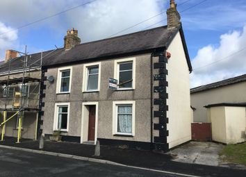 Thumbnail 3 bed end terrace house for sale in St Mary Street, Whitland