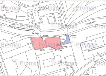Thumbnail Land to let in Site At Lochee Road, Dundee