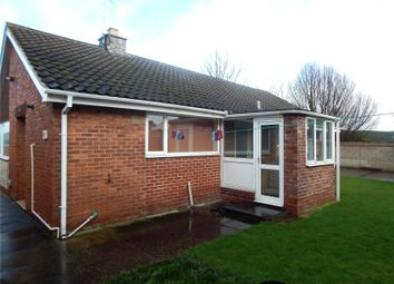 Thumbnail 3 bed bungalow to rent in Derby Road, Heanor, Derbyshire