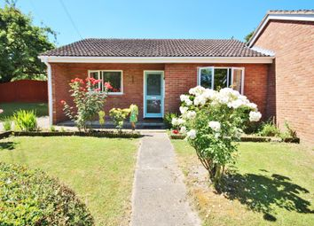 Thumbnail 2 bedroom semi-detached bungalow to rent in The Green, Kingston, Cambridge