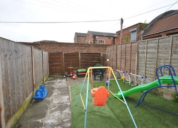 Thumbnail 1 bed end terrace house for sale in Station Road, Manchester