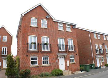 Thumbnail 3 bed semi-detached house for sale in Atkinson Road, Hawkinge, Folkestone Kent