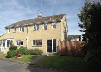Thumbnail 3 bedroom semi-detached house for sale in Hodges Close, Tetbury