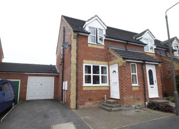 Thumbnail 2 bed town house for sale in Ladyfields Way, Newhall, Swadlincote