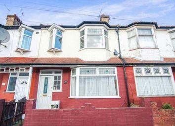 Thumbnail 3 bedroom terraced house for sale in Mafeking Road, London