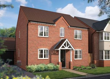 Thumbnail 4 bed detached house for sale in Hodgson Road, Shifnal
