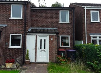 Thumbnail 2 bed property for sale in White Horse Close, Dawley, Telford