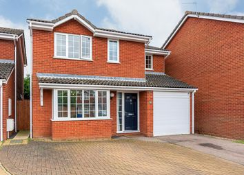 Thumbnail 4 bedroom detached house for sale in Thomas Close, Ixworth, Bury St. Edmunds
