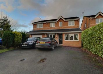 Thumbnail 4 bed detached house for sale in Hawthorn Grove, Biddulph, Stoke-On-Trent