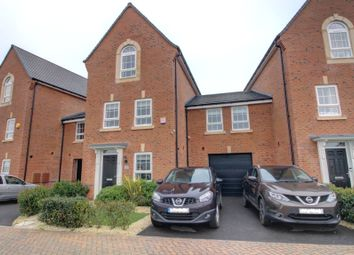 Thumbnail 4 bed detached house for sale in Almond Road, New Lubbesthorpe