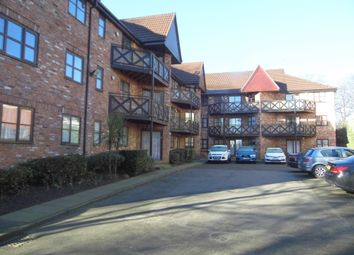 Thumbnail 2 bed flat for sale in Tower Grange, Salford