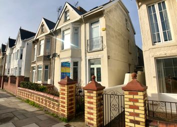 Thumbnail 1 bed flat to rent in Victoria Avenue, Porthcawl