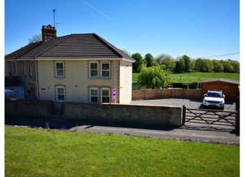 Thumbnail 5 bedroom semi-detached house for sale in Caerwent, Caldicot