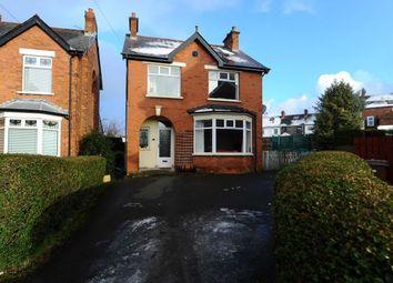 Thumbnail 4 bedroom detached house for sale in Irwin Crescent, Ballyhackamore, Belfast