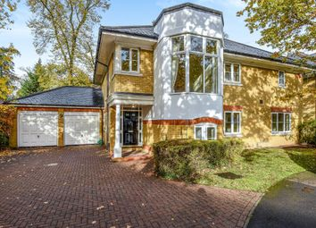Thumbnail 4 bed detached house for sale in St David's Drive, Englefield Green