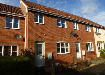 Thumbnail 3 bed terraced house to rent in St Lukes Mews, Cotford St. Luke, Taunton