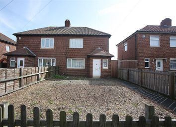 Thumbnail 2 bed semi-detached house for sale in Farne Road, Forest Hall, Newcastle Upon Tyne