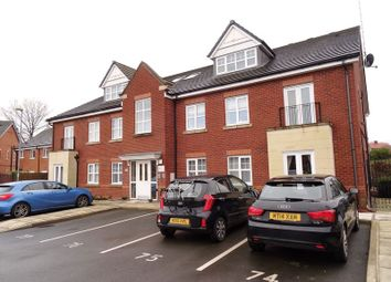 Thumbnail 2 bed flat for sale in Apartment 8, 16 Heyden Close, Macclesfield