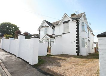 Thumbnail 1 bedroom flat for sale in Paddock Road, Shanklin