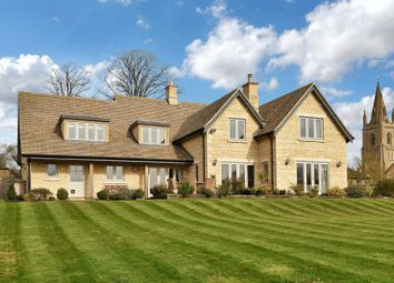 Thumbnail 5 bedroom detached house for sale in Audit Hall Road, Empingham, Oakham