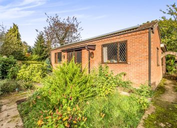 Thumbnail 2 bed bungalow for sale in The Oaks, Fakenham Road, Morton On The Hill, Norwich, Norfolk