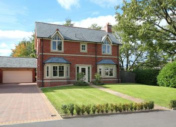Thumbnail 4 bed detached house for sale in Grenfell Gardens, Colne, Lancashire