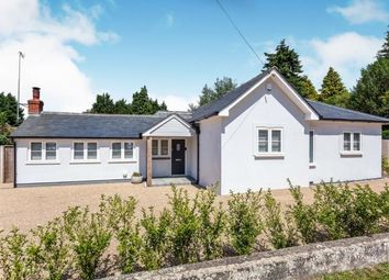 Thumbnail 3 bed bungalow for sale in Effingham Lane, West Sussex, Copthorne