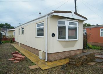 Thumbnail 1 bed bungalow for sale in Avonsmere Residential Park, Stoke Gifford, Bristol