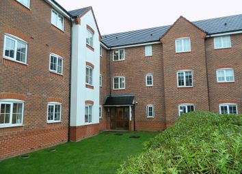 Thumbnail 2 bedroom flat for sale in Burrs Drive, Wednesbury
