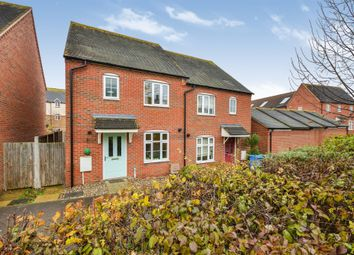 3 bed semi-detached house for sale in East Hall Walk, Sittingbourne ME10