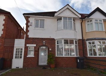 Thumbnail 3 bed semi-detached house for sale in Phipson Road, Sparkhill, Birmingham