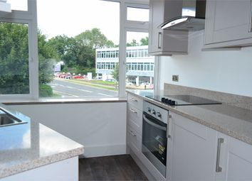 Thumbnail 2 bedroom flat to rent in Ashley Road, St Albans, Hertfordshire