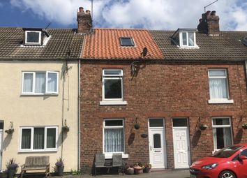 Thumbnail 3 bed terraced house for sale in Charltons, Saltburn-By-The-Sea