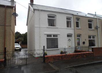 Thumbnail 3 bed semi-detached house for sale in Varteg Road, Ystalyfera, Swansea