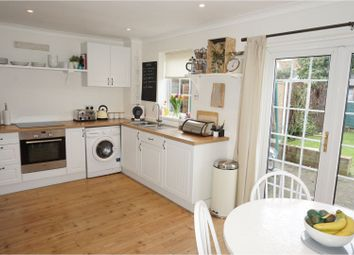 Thumbnail 3 bed end terrace house for sale in Warlingham Close, Gillingham