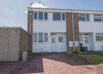 Thumbnail 3 bed end terrace house for sale in Gooseland Close, Whitchurch, Bristol
