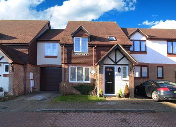 Thumbnail 2 bed terraced house for sale in Coleridge Close, Horsham