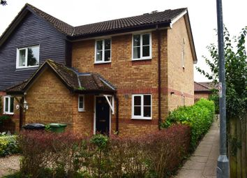 Thumbnail 3 bedroom property for sale in Florence Walk, Dereham