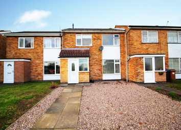 Thumbnail 3 bed terraced house for sale in Aulton Crescent, Hinckley, Leicestershire