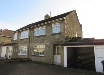 Thumbnail Semi-detached house for sale in Collett Avenue, Swindon