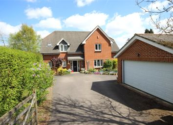Thumbnail 5 bedroom detached house for sale in Gloucester Close, Four Marks, Alton, Hampshire