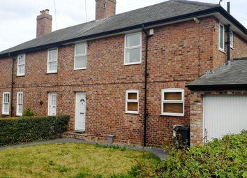 Thumbnail Semi-detached house for sale in Hawarden Way, Mancot, Deeside