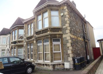 Thumbnail 4 bed maisonette to rent in Wells Road, Knowle, Bristol