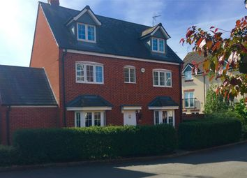 Thumbnail 5 bedroom detached house for sale in Feltham Way, The Meadows, Tewkesbury, Gloucestershire