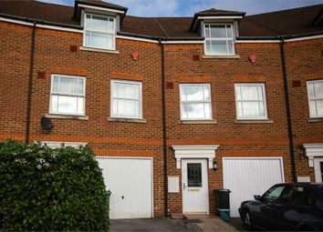 Thumbnail 4 bed town house for sale in White Lodge Close, Isleworth, Greater London