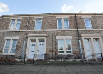 Thumbnail 3 bedroom flat for sale in Beaconsfield Street, Arthurs Hill, Newcastle Upon Tyne