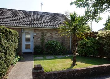 Thumbnail 2 bed detached bungalow for sale in Chaplains Avenue, Waterlooville