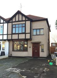 Thumbnail 3 bed semi-detached house to rent in Beverley Gardens, Southend-On-Sea