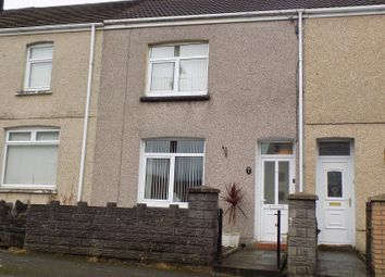 Thumbnail 3 bed terraced house for sale in New Street, Tonna, Neath, Neath Port Talbot.