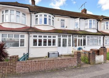 Thumbnail 3 bed terraced house for sale in Castlemaine Avenue, Gillingham
